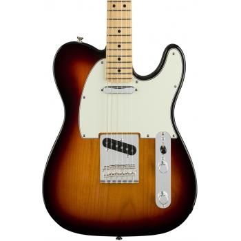 Fender Player Telecaster MN 3 Tone Sunburst Guitarra Eléctrica