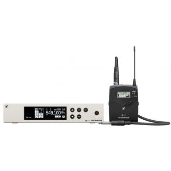 Sennheiser EW 100 G4-CI1-RANGO 1G8 Sistema Inalámbrico para Instrumento