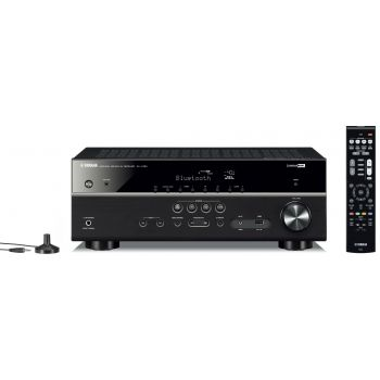 Yamaha RXV385+Cambridge SX60 BK Cinema Pack 5.1 Conjunto Home Cinema