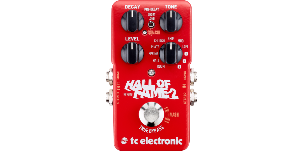 HALL OF FAME 2 REVERB Top