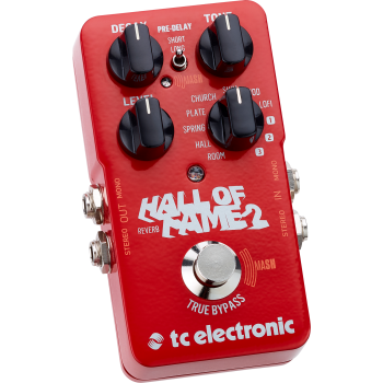 Tc electronic HALL OF FAME 2 REVERB, Pedal Efectos -