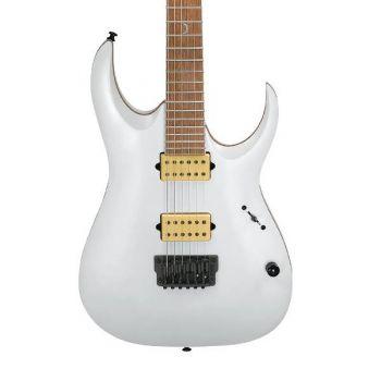 Ibanez JBM10FX-PWM Signature Jake Bowen Pearl White Matte. Guitarra Eléctrica