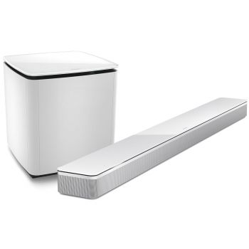 Bose Soundbar 700 White Barra Sonido+Bass Module 700 White Subwoofer
