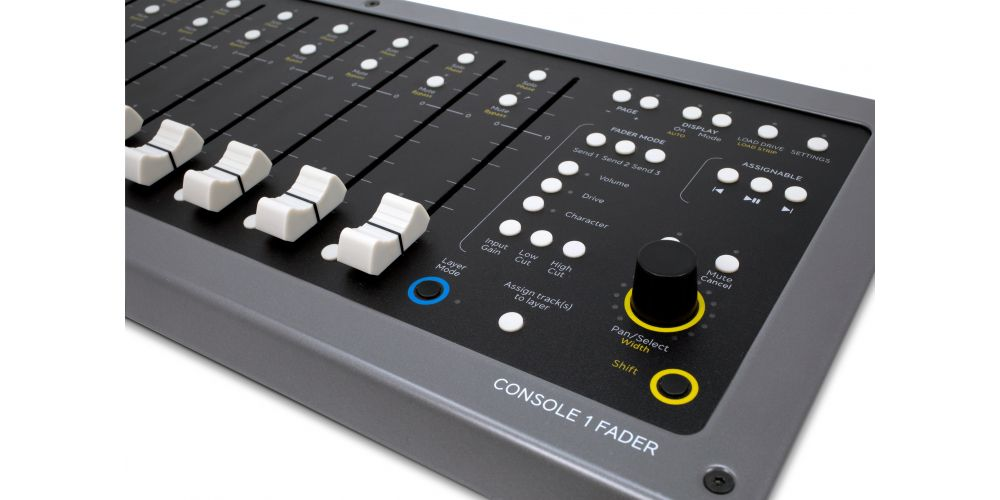 Console 1 Fader 10