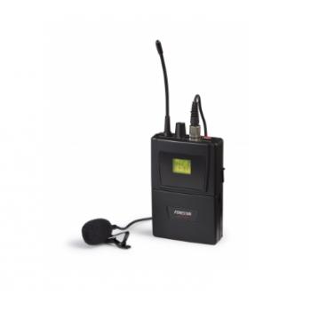 Fonestar MSHT-45P-631 Micrófono Inalámbrico de Petaca UHF