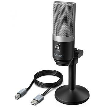 Fifine K670 Micrófono USB para Podcast / Grabación / Streaming