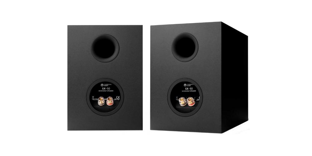 cambridge audio sx50 matt black conexiones
