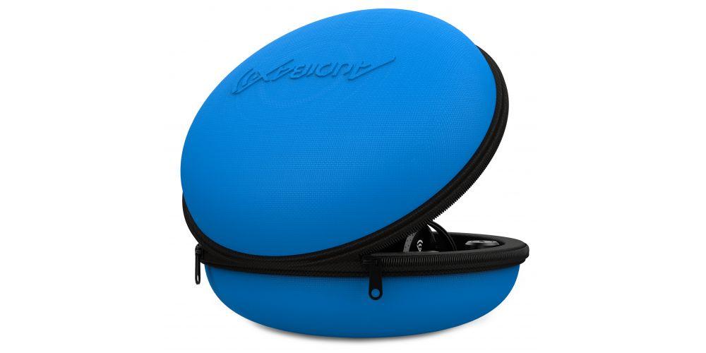 audibax audibax atlanta case 30 blue headphone comprar