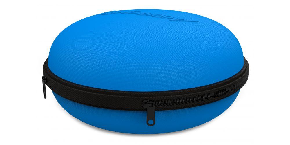 audibax audibax atlanta case 30 blue headphone proteccion