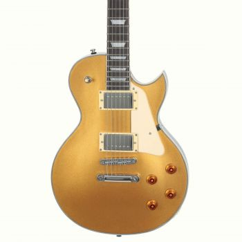 Larry Carlton L7 Guitarra Eléctrica Gold Top