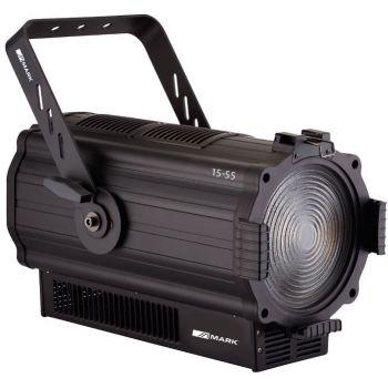 MARK Theatre Zoom LED 15-55 Proyector Iluminación Fresnel