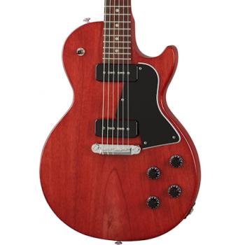 Gibson Les Paul Special Tribute P-90 Vintage Cherry Satin Guitarra Eléctrica