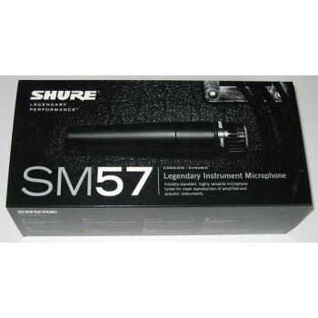 Shure SM57 LCE Micrófono Dinámico