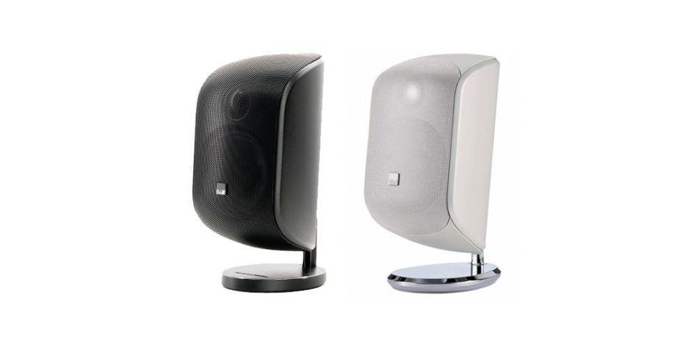 B&W M1 Blanco Cajas acusticas Unidad