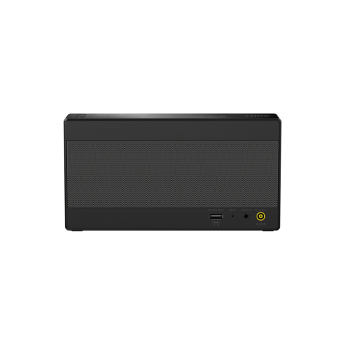 sony srsx55 negro bluetooth panel trasero