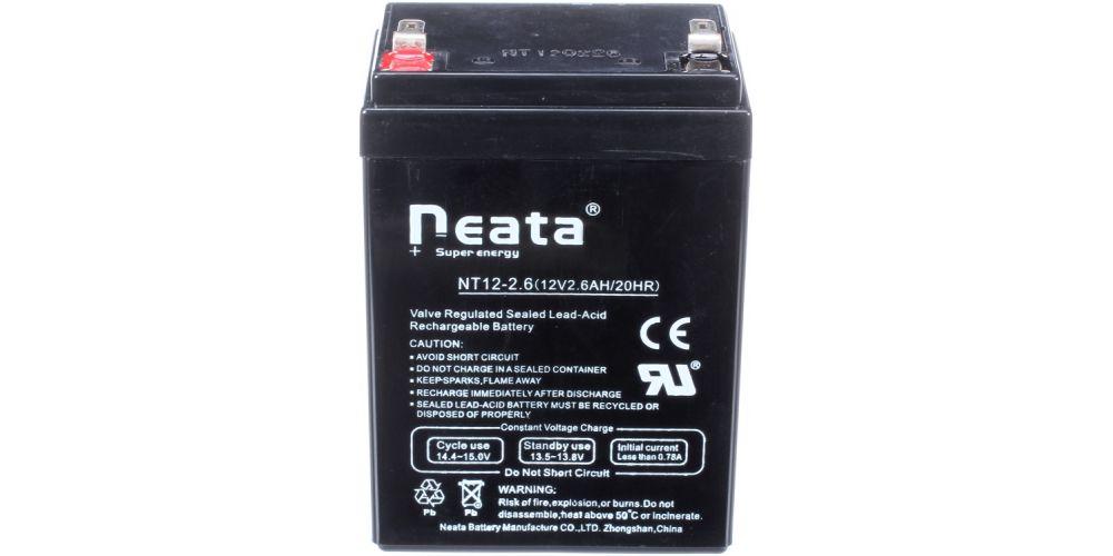 bateria behringer epa 40 accesorio