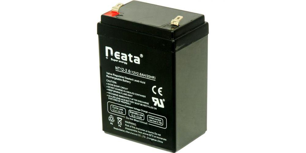 bateria behringer epa 40 reemplazo