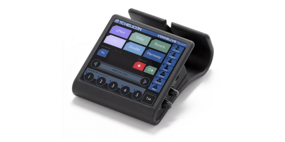 TC-Helicon VoiceLive Touch Multiefectos