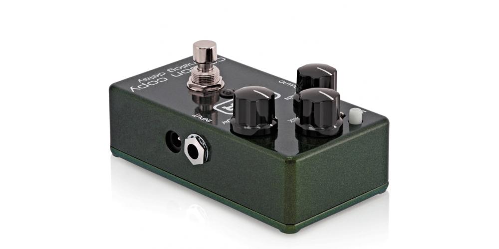 mxr m169 carbon copy pedal ajustes