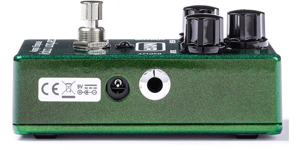 mxr m169 carbon copy pedal delay conexiones