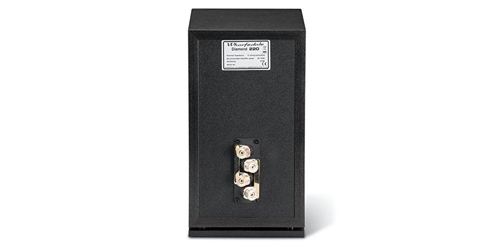 whaferdale 220 bk conectores negro