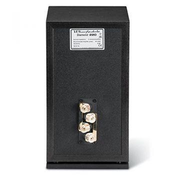 WHARFEDALE DIAMOND 220 Black Pareja