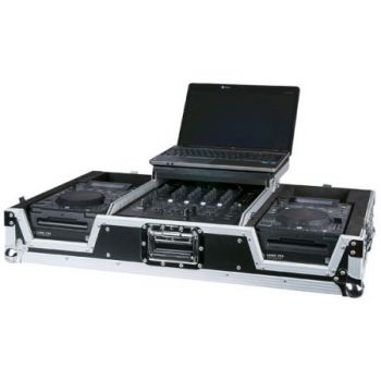 Dap Audio Case Core Mixer + 2x CDMP-750 D7018