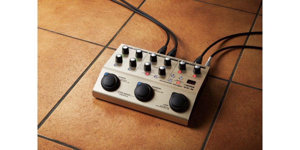 Boss VE-8 Acoustic Singer Procesador