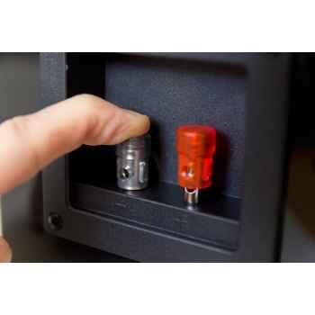 DENON SC-N9 Negro Lacado. Altavoces Hi-Fi .PAREJA