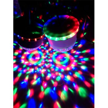 Ibiza Light UFO Astro Black