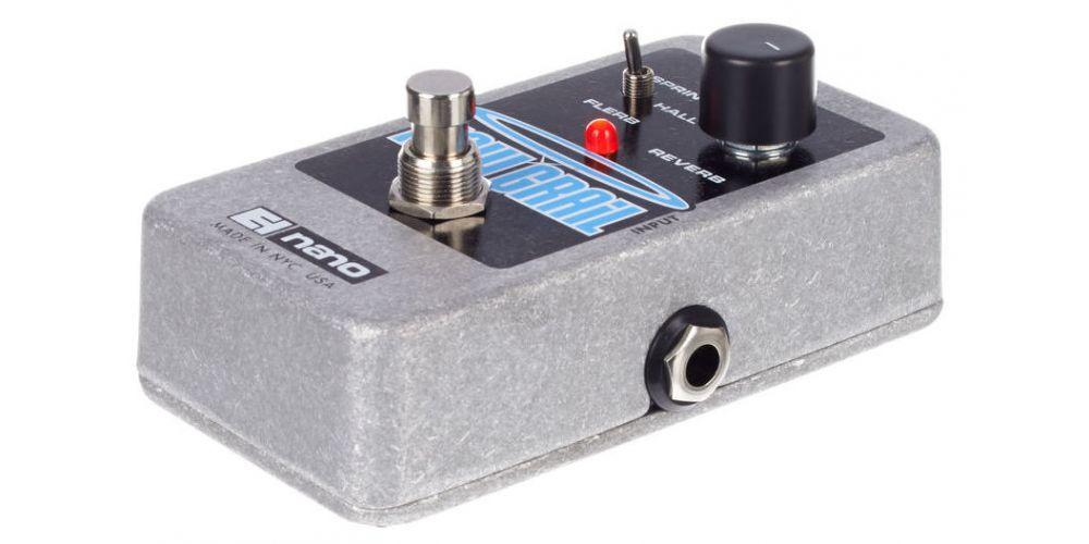 elektro harmonix holy grail pedal
