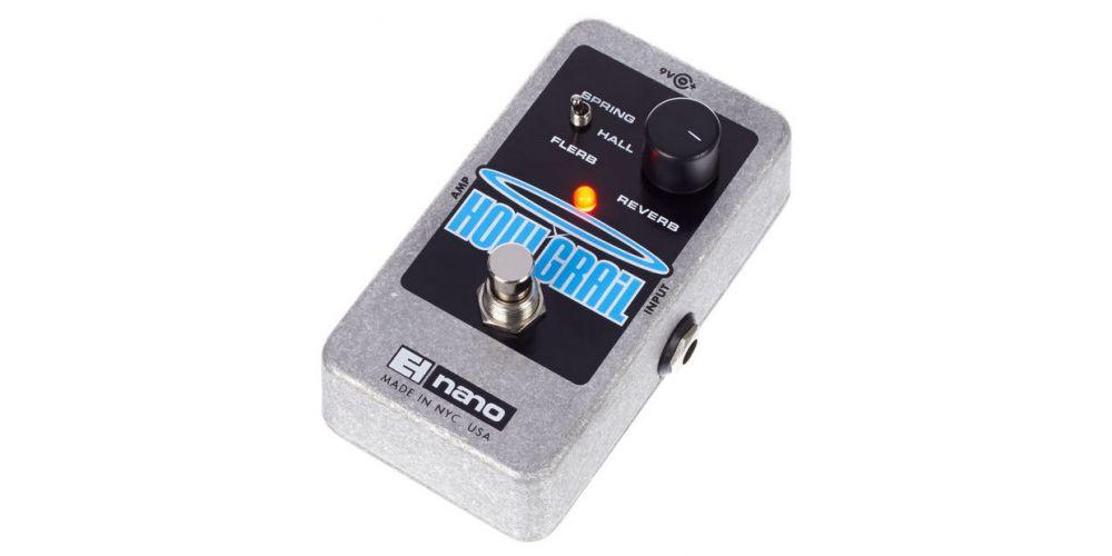 elektro harmonix holy grail