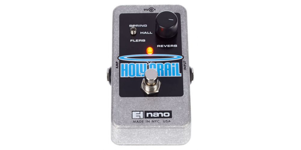 elektro harmonix nano holy grail