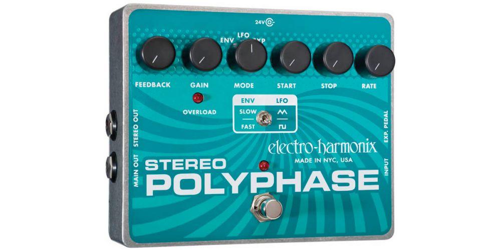 electro harmonix xo stereo polyphase