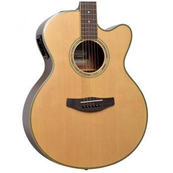 YAMAHA CPX700II Guitarra Electro acustica ( REACONDICIONADO )