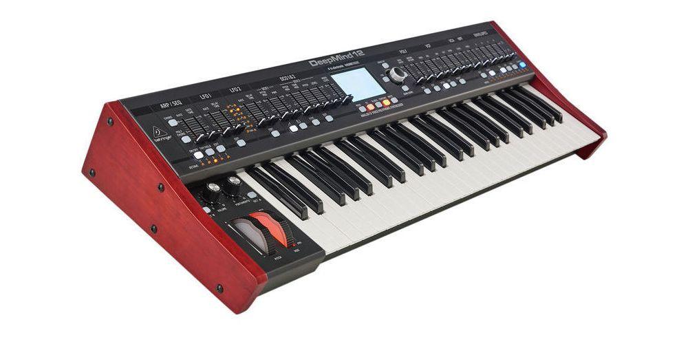 behringer deepmind 12 teclado