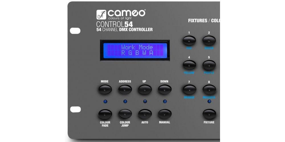 oferta cameo CONTROL 54