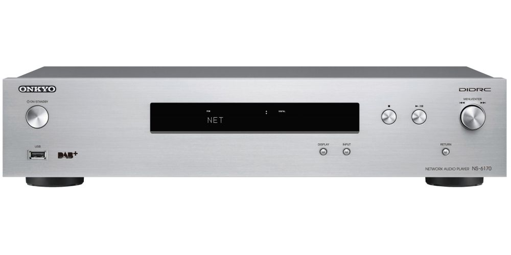 onkyo NS 6170 S reproductor audio red