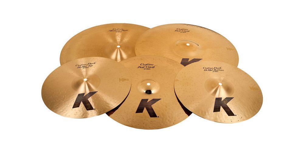 Zildjian K Custom Worship Pack