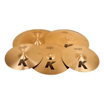Zildjian K-Custom Worship Pack Set de Platos