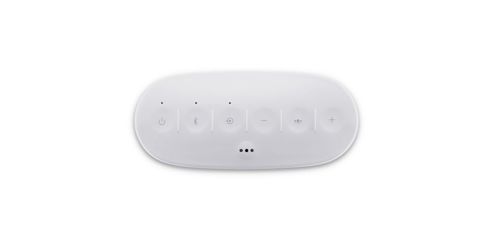 bose soundlink color II White pulsadores
