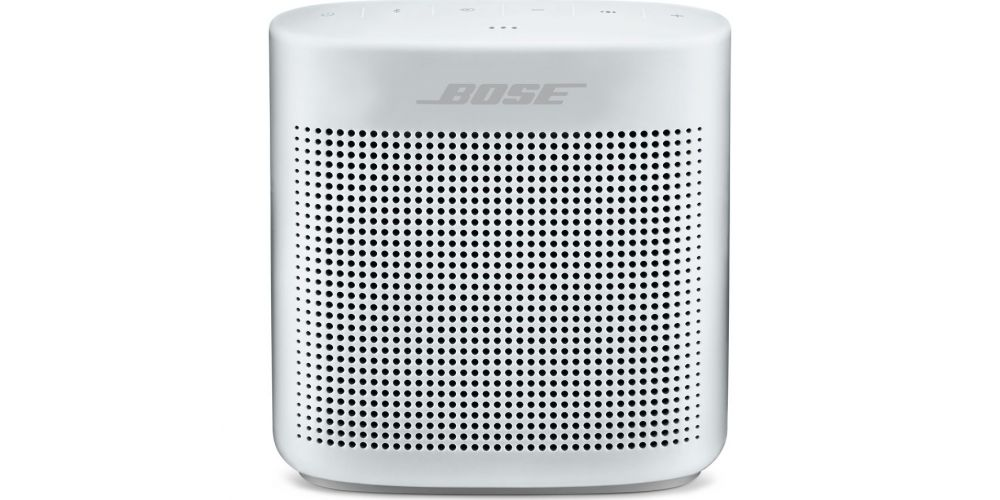 bose soundlink color white