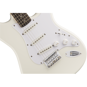 Fender Squier Bullet Stratocaster Hard Tail RW Arctic White