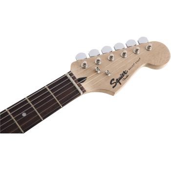 Fender Squier Bullet Stratocaster Hard Tail RW Arctic White. Guitarra Eléctrica