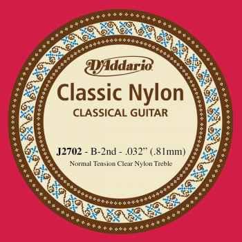 D´addario J2702 Cuerdas para Guitarra Española