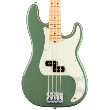 Fender American Pro Precision Bass MN Antique Olive