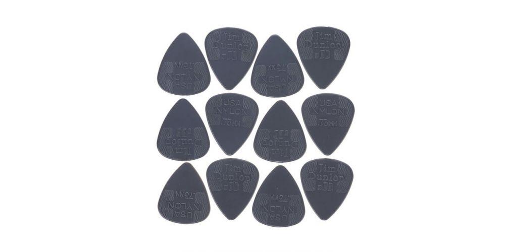 dunlop nylon standard 0,73 mm set