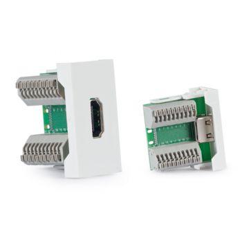 Fonestar WP-46H Panel de conexión HDMI