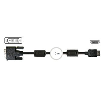 Fonestar 7909-5 Cable DVI-D single link digital 5m