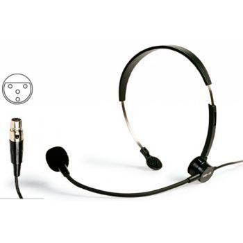 Fonestar HM-12D Micrófono de cabeza con adaptador